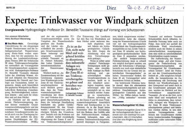 2018-03-19 Windparks und Wasserschutzzonen 3